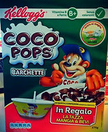COCO POPS Barchette
