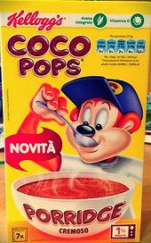 COCO POPS Porridge