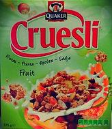 CRUESLI Fruit