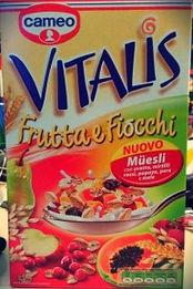 VITALIS Frutta e Fiocchi