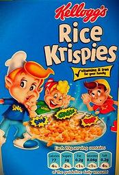 RICE KRISPIES (UK)