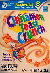 Cinnamon TOAST CRUNCH