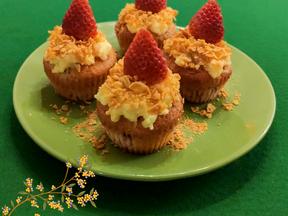 Women's day muffins