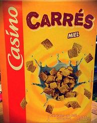 CARRES Miel
