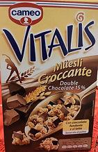 VITALIS Muesli Croccante DOUBLE CHOCOLATE