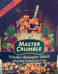 Schoko-Knusper-Müsli (Chocolate & Hazelnut Crisp)
