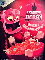 MONSTER CEREAL Franken Berry
