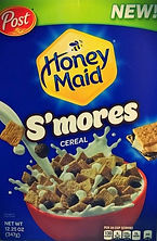 HONEY MAID S'mores Cereal