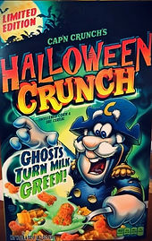 CAP'N CRUNCH'S Halloween Crunch