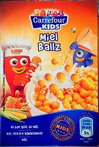 CARREFOUR KIDS Miel Ballz