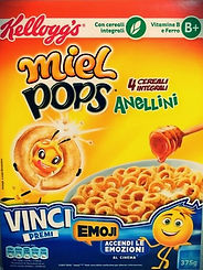 MIEL POPS Anellini