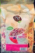 RISO SOFFIATO Latte E Frutti Di Bosco
