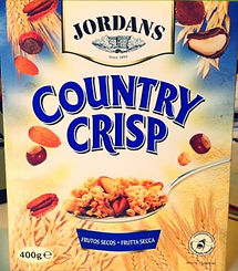COUNTRY CRISP Chunky Nuts