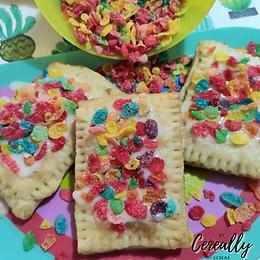 Nutella & Fruity Pebbles Pop Tarts