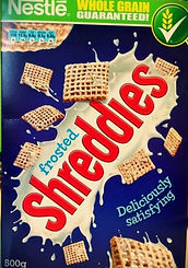 Frosted SHREDDIES