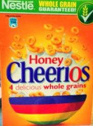 Honey CHEERIOS