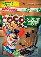 COCO POPS Crunchy Muesli