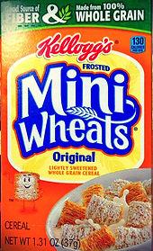 FROSTED MINI-WHEATS Original Bite Size