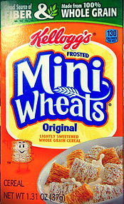 FROSTED MINI-WHEATS Original Bite Size
