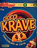 CHOCO KRAVE Cioccolato Al Latte