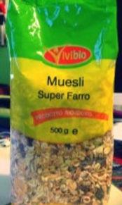 MUESLI Super Farro