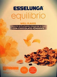 WELL FLAKES con Cioccolato Fondente (Dark Chocolate)