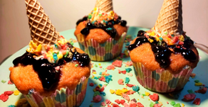End of Summer muffins