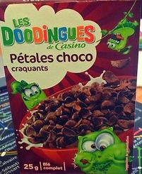 LES DOODINGUES Pétales Choco Craquants