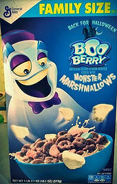 MONSTER CEREAL Boo Berry