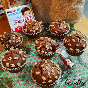 Kinder Cereali Muffins!