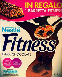 FITNESS Dark Chocolate