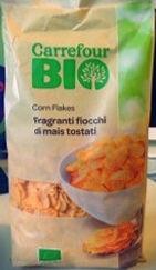 CARREFOUR BIO Corn Flakes