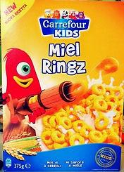 CARREFOUR KIDS Miel Ringz