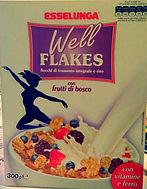 WELL FLAKES con Frutti di Bosco (Wild berries)