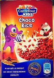 CARREFOUR KIDS Choco rice