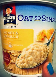 OAT SO SIMPLE Honey & Vanilla