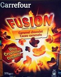 FUSION Caramel Chocolat