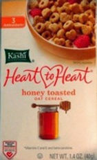 HEART TO HEART Honey Toasted Oat Cereal