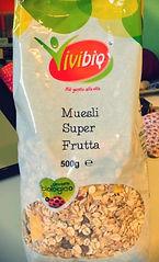 MUESLI Super Frutta