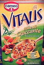 VITALIS Muesli Croccante FRUTTA SECCA