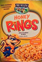 HONEY RINGS