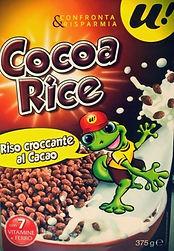 Cocoa Rice