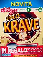 CHOCO KRAVE Cioccolato Bianco
