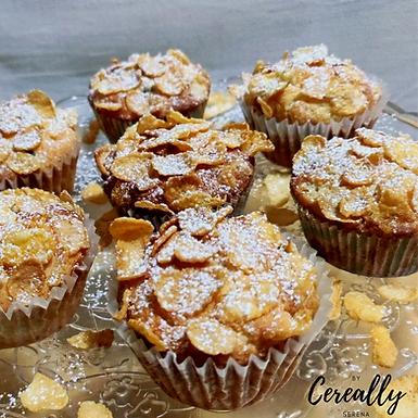 Desert rose muffins
