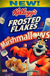 FROSTED FLAKES with Marshmallows