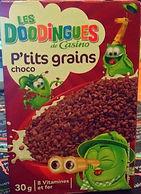 LES DOODINGUES P'tits Grains Choco