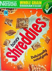 Honey SHREDDIES