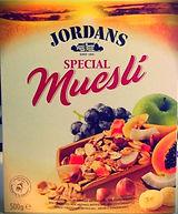 Special MUESLI