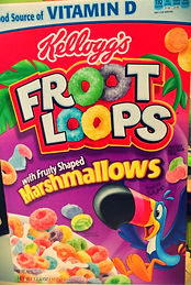 FROOT LOOPS with Fruity Shaped Marshmallows