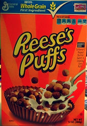 REESE'S PUFFS
